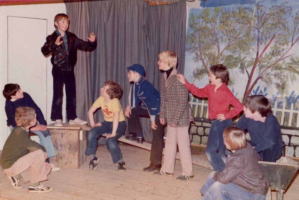 Emil and the Detectives (when I was about 10).