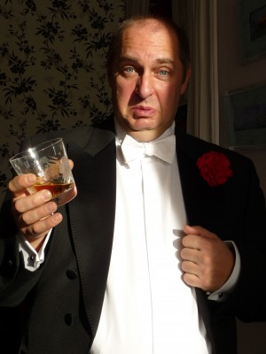 Me as Lord Arthur in Lord Arthur Savile's Crime.